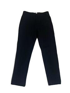 Zara Kids Collection Girls Black Leggings Size 8