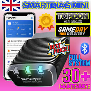 TOPDON SMARTDIAG Professional OBD2 Bluetooth Full System Diagnsotic Service Tool