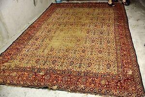 Très beau tapis ancien