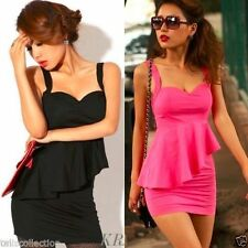 Polyester Clubwear Stretch, Bodycon Machine Washable Dresses for Women