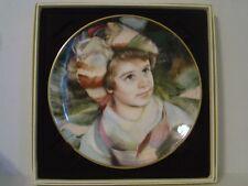 "1981 Royal Doulton Francisco Masseria Adrien Plate 8-1/4"" With Box"