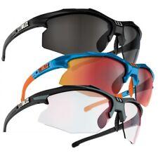BLIZ VELO XT Sunglasses ULS Photochromic Lens With Red Multi Mirror - Grey/black