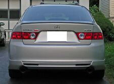 HONDA EURO ACCORD CL7 EURO-R SMOKE REAR BUMPER REFLECTOR JDM 04-08 ACURA TSX