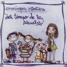 Canciones infantiles del tiempo de la abuela by Sergio Di Martino, Elisa Iud, C