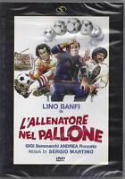 Dvd **L'ALLENATORE NEL PALLONE** con Lino Banfi nuovo sigillato 1984