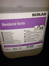 ECOLAB Bendurol Forte Universal Grundreiniger 10 Liter Kanister