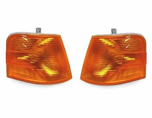 BLUE BIRD VISION SCHOOL BUS 2008 2009 2010 2011 CORNER SIGNAL LAMPS LIGHTS