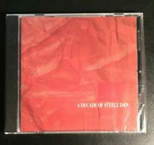 Steely Dan - A Decade of Steely Dan - Best of - 14trk Remastered New Sealed CD