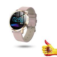 Reloj de pulsera Bluetooth inteligente Unotec Style Band S12 Elegante deporte