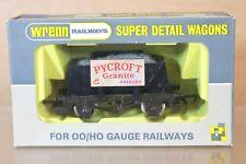 WRENN W5017 BR BLACK PYCROFT GRANITE PAISLEY ORE WAGON MINT BOXED np