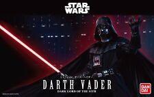 Bandai Star Wars 1/12 Scale Darth Vader Model kit US Seller