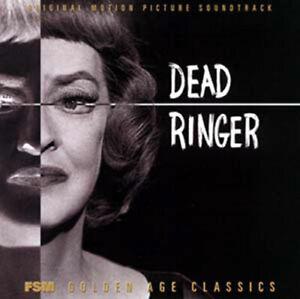 DEAD RINGER Andre Previn/Bette Davis CD LIMITED