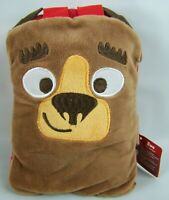 Fly With Me Animals Carry Buddy Emirates Airline Eve the Reindeer Plush Blanket