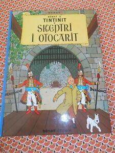 TINTIN IN ALBANIAN Language
