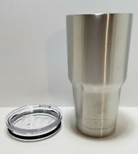 YETI Tumbler 30 oz Stainless Steel Vacuum Insulated Cup STRAW Lid