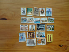 STAMPS  GREECE  20 ALL DIFFERENT / MIXTURE / COLLECTION         AMERICA