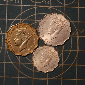 Numismatics 🌎 🌍 🌏 Coin Collections Lot 3 Cyprus 🇨🇾  Coins Around the World