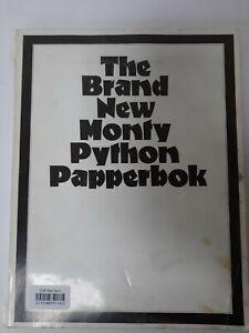The Brand New Monty Python Papperbok paper back book slight damage
