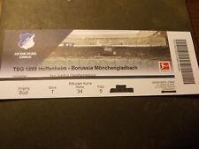 1899 Hoffenheim  - Borussia Mönchengladbach 28-10 2017