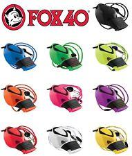 Fox 40 EPIK CMG Whistle Rescue Safety Referee Alert FREE LANYARD - BEST VALUE!