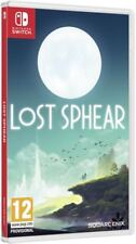Lost Sphear [Nintendo Switch, Region Free, Square Enix JRPG Role-Playing] NEW