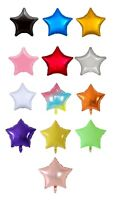 18'' High Quality Helium Foil STAR Balloons Party Birthday Wedding Decorations