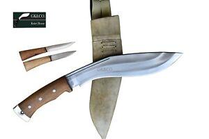 "11"" AEOF Afghan Official Issued Genuine Gurkha Kukri Knives GK&CO.Kukri In Nepal"