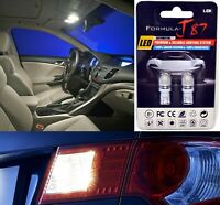 LED 5050 Light White 5000K 168 Two Bulbs Rear Side Marker Parking Replace OE