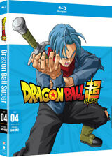 DRAGON BALL SUPER : PART FOUR 4  -  BLU RAY - Region A