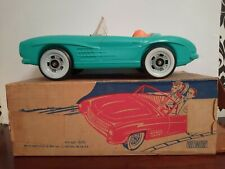 Vintage Barbie & Friends Mercedes Convertible by Irwin with box