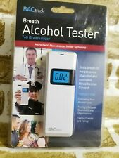 NEW BACTRACK BREATH ALCOHOL TESTER T60 BREATHALYZER