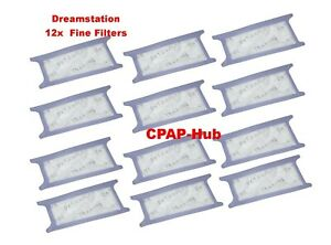 Philips Respironics DreamStation   UltraFine Filters - CPAP Filter USA made