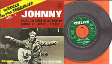 Mr Johnny Hallyday, belle - les rocks les plus terribles volume 1,  CD