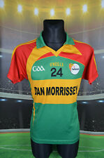 CARLOW GAA #24 ONEILLS GAA GAELIC SHIRT (L) TRIKOT MENS MATCH WORN? TOP HURLING