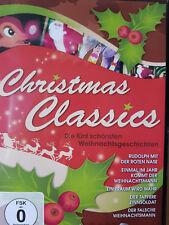 Christmas Classics - Die 5 schönsten Weihnachtsgeschichten - DVD Box - NEU & OVP