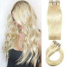 Platinum Blonde Hair Extensions