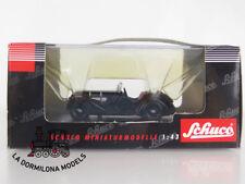 02181 SCHUCO 1:43 - DIECAST BMW 328 Roadster Schwarz  - OVP - NEW