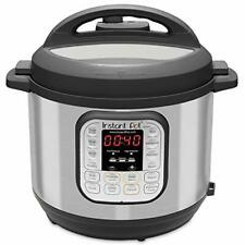 Instant Pot Duo 7-in-1 Electric Pressure Cooker Sterilizer Slow Cooker Rice C...