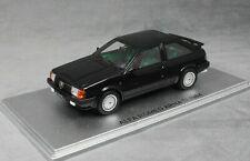 ALFA ROMEO ARNA TI 1984 BLACK 3 DOORS KESS KE43000041 1/43 RESINE 162 PIECES