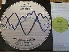 SDBR 3243 Ravel / Honegger / Villa-Lobos / The Schoenfeld Duo
