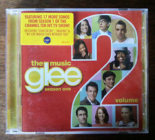 GLEE: THE MUSIC, VOLUME 2 CD ALBUM 2009 2000s SOUNDTRACKS THEATRE
