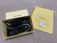 Axel Arigato - Clean 90 Black/White Bird Leather Trainers - UK 9 US 10 - RP £180