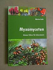 *Neu* Taschenbuch Myxomyceten Schleimpilze für Anfänger und Fortgeschrittene