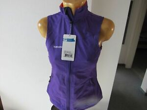 BROOKS Essential Run Damen Laufweste Vest 2 Weste Lila Purple Gr. M NEU UVP 98,-