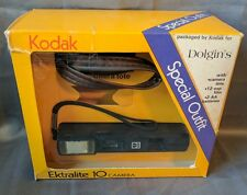 Kadak Ektralite 10 camera special outfit in original box