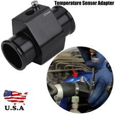 Car Water Temperature Temp Sensor Gauge Radiator 32mm Hose Joint Pipe Adapter