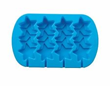 Wilton Stars Chocolate Fondant Candy Cake Jelly Ice Pop Silicone Baking Mold