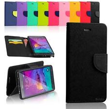 New Diary Wallet Case Cover for Samsung Galaxy Note 4 & Note 5
