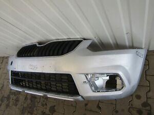 Skoda Yeti Front Bumper 2013 2017 Genuine Used Cover Panel