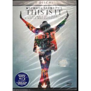 This Is It Special Edition DVD Michael Jackson / Ortega Kenny Sigillato